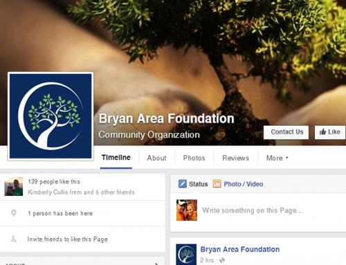 Bryan Area Foundation